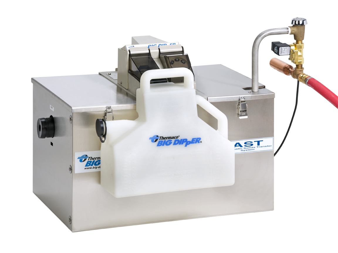 Big Dipper W-250-AST Automatic Grease Removal Unit