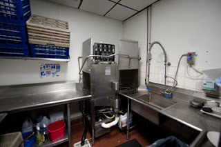 Commercial Kitchen Dishwasher