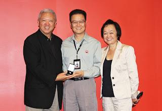 David Wang and Peggy Cherng