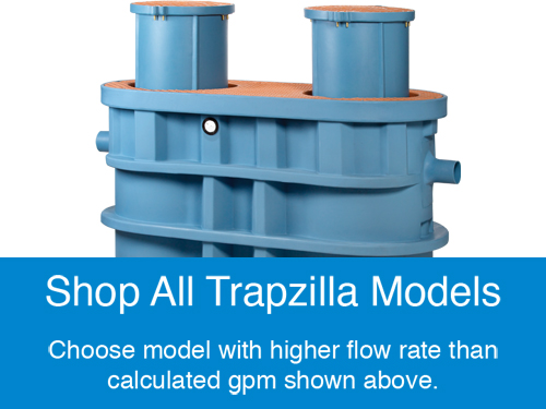 Thermaco   Grease Trap/Interceptor Sizing Tool